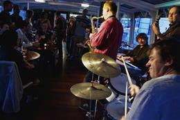 Jazz Boat Prague: Popular Evening Cruise With Live Jazz - preview image