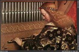 Chant, corne et orgue - aperçu de l'image