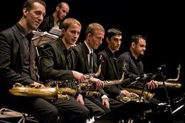 East West European Jazz Orchestra (EU & USA, Bali) - aperçu de l'image