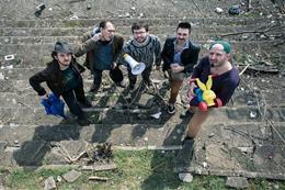 Free Balkan Quintet - preview image