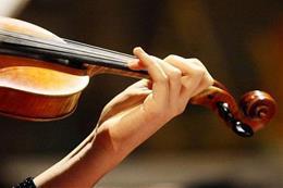 Mozart & Vivaldi dans la Maison municipale - aperçu de l'image