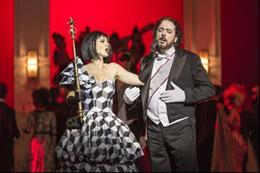 Un ballo in maschera - preview image