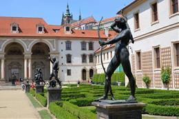 Explore Prague Gardens Tour - preview image