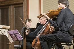 Smyčcové trio Českých filharmoniků - Náhled