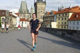 Discover Prague with your running shoes on - preview image