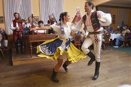 Traditional Folk Night with Dinner, Dance and Wine  - preview image