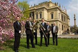 L'Ensemble de cuivres de la Philharmonie tchèque - aperçu de l'image