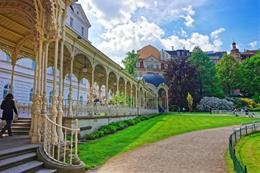 Karlovy Vary Spa and Moser Glass Factory - preview image
