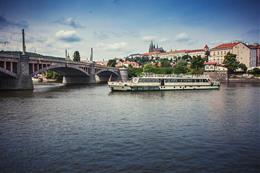 Cruise on the Vltava river with lunch - preview image