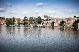 Cruise on the Vltava river - preview image