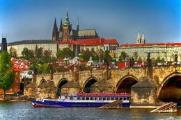 Panoramic Vltava River Cruise - preview image