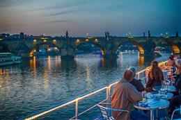 Evening Cruise with Dinner and Music - preview image