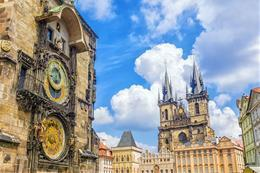 Grand City Tour + Prague Castle + Charles Bridge - preview image