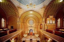 Spanish Synagogue closed until end of 2020 - preview image