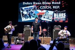 Dobré Ráno Blues Band - preview image