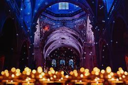 Koncert při svíčkách - Náhled
