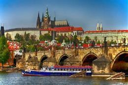 Panaromic Vltava River Cruise - preview image