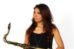 Melissa Aldana Quartet (Chile) - preview image