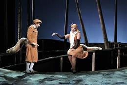 The Cunning Little Vixen - preview image