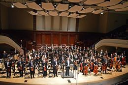 Hochstein Youth Symphony Orchestra (USA) - preview image