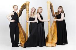 Concert for 4 Harps - preview image