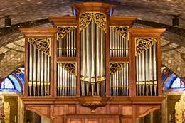 Mezzo-Soprano & Organ - preview image