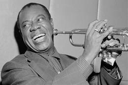 Tribute To Louis Armstrong - preview image