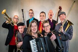 Amsterdam Klezmer Band - preview image