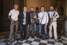 Wind Quintets - preview image