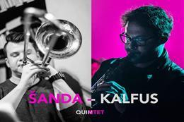 Šanda - Kalfus Quintet - preview image