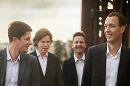 Quatuor Bennewitz - aperçu de l'image