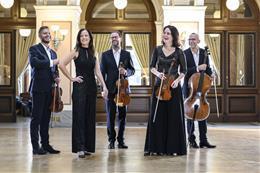 Quintette avec piano de la Philharmonie tchèque - aperçu de l'image