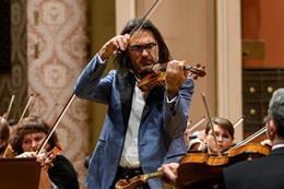 Orchestre philharmonique tchèque, Leonidas Kavakos - aperçu de l'image