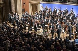 l'Orchestre philharmonique tchèque et Sir András Schiff - aperçu de l'image