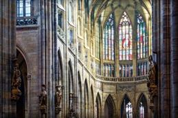 International organ festival in St Vitus Cathedral - preview image