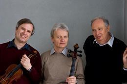 Trio Guarneri de Prague - aperçu de l'image