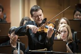 Frank Peter Zimmerman - violin - preview image