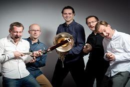Prague Philharmonia Wind Quintet - preview image