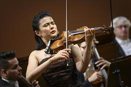 Czech Philharmonic, Karen Gomyo - preview image