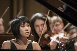 Yuja Wang, L´Orchestre philharmonique tchèque - aperçu de l'image