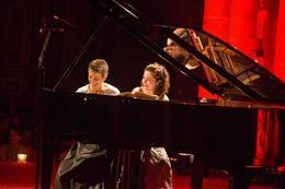 Pires & Grigoryan: Récital de piano - aperçu de l'image