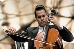 Václav Petr - cello, Alena Grešlová - piano - preview image