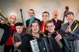 Amsterdam Klezmer Band - preview image
