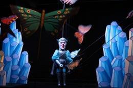 W. A. Mozart : Flûte enchantée - Marionnettes - aperçu de l'image