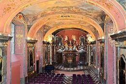 Concerts dans la Chapelle des Miroirs  - aperçu de l