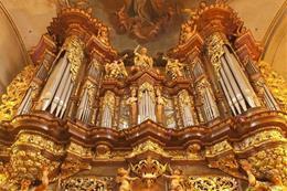 Varhanní festival v bazilice sv. Jakuba - Náhled