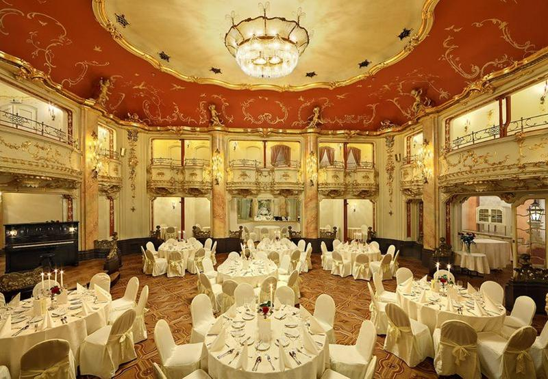 Boccaccio hall in grandhotel bohemia buy ticket online for Grand hotel bohemia prague restaurant