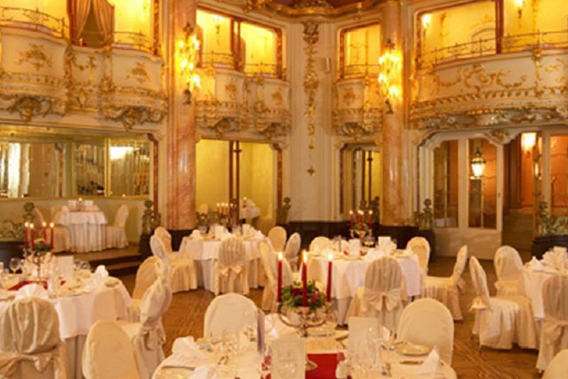 Boccaccio hall buy ticket online for Grand hotel bohemia hotel prague