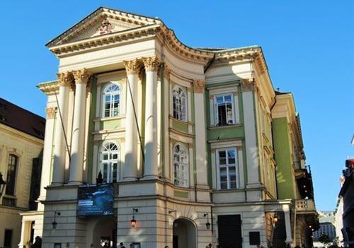 Prague Estates Theatre Tour